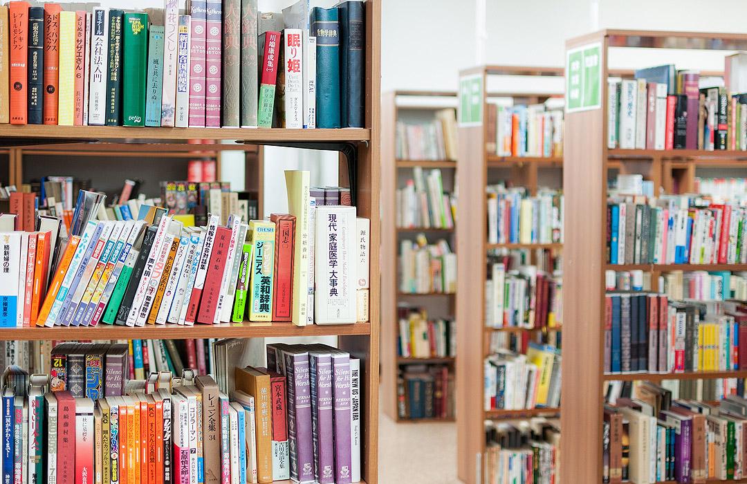 図書館-小学生に読書習慣をつけるコツ