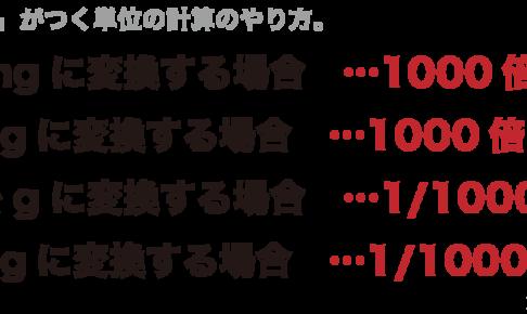 量の単位の仕組みを理解する図3