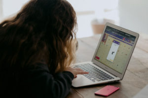 小学生向け公文のオンライン授業の感想